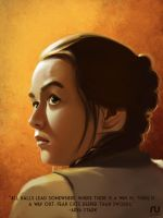 Arya Stark, Game of Thrones by RahulUjjal