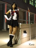 Sailor Pluto by Kuroame14