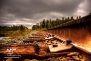 HDR Tracks 2 by Nebey