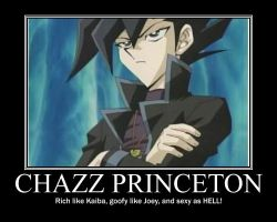 Chazz Motivational by hybridchick