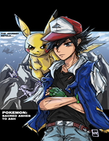 Pokemon Sacred Ashes by bulletproofturtleman