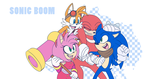 SONIC BOOM by ScittyKitty