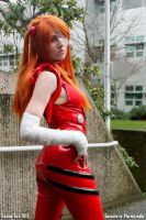 Tsukino-Con 2012: Asuka Again by geoectomy