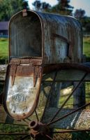 HDR Country Mailbox by braxtonds