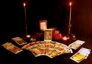 Greek Mythology Tarot Cards
