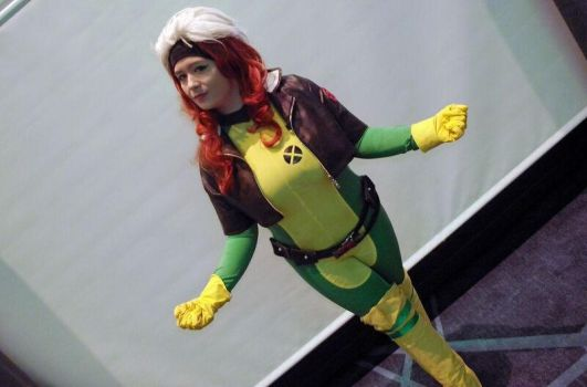 Rogue Eirtakon by Lightninglouise
