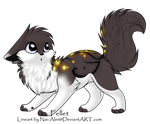 ||Ferret Adopt|| by deathbyrobotunicorns