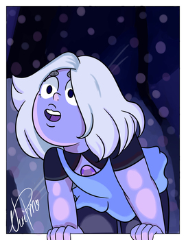 Young Amethyst by Viridiana-Perez