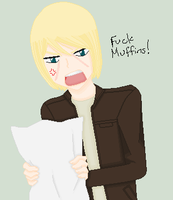 .Don't insult my writing like that you fuckmuffin. by SaneicThornda