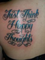 Just Think Happy Thoughts 2 by xXcourtneyXx808
