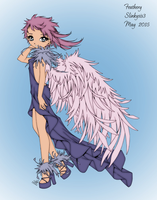 Feathery by slinkysis3
