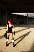 Metal Gear Solid cosplay 003 by Grethe--B