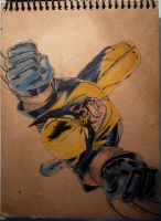 wolverine notepad cover FINAL by gabcontreras