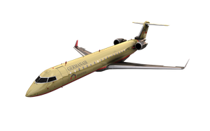GA REPAINT CRJ-700 FINAL by VanKaiser