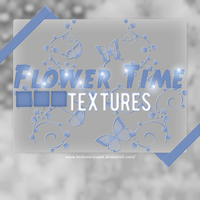 +FlowerTime+ (Textures) by Bophary-Goncalo