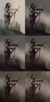 Ikaros Descending_character process by bradwright