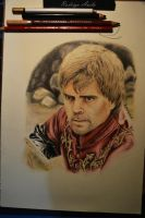 Tyrion Lannister by Rodrigo-Sanches-A