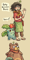 PKMN: pokeswap by BearWithGlasses