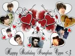 Happy Birthday Donghae Oppa~ by crystalSHINee4evr