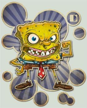 Spongebob by spundman