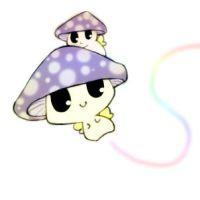 Faerie Shrooms by Panda-In-A-Box