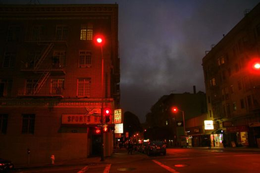 San Francisco by agateway