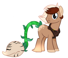 Plant Pony (Awaiting Approval) by yexileni