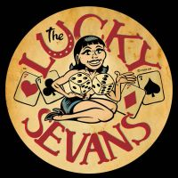 New Lucky Sevans Band Logo by Huwman