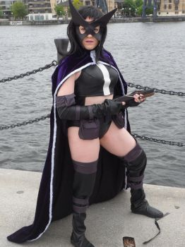 Huntress Cosplay by Caranth