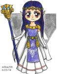 Princess Hilda by willow296