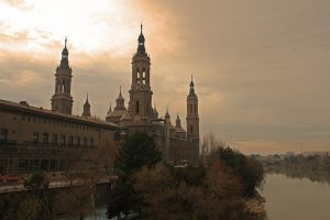 Afternoon cathedral by xanderking