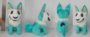 Skulldog Plush: Prototype by skulldog