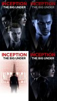 Inception contest covers by westwolf270