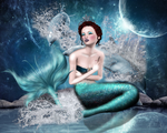 Mermaid by Naomiyvette