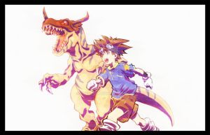Digimon by ProSoul