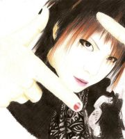 Alice Nine no NAO by KiLLeRBuNnY69