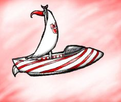 Peppermint - sailboat mode by peppermintwind