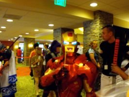 NDK 2010 - Iron Man is happy by TheEmosewaKK-chan
