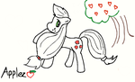 Applez by Drawing-Stars-02