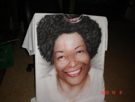 airbrushed GRANDMA by NeoGzus