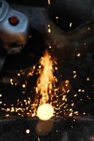 Metal Sparks Fly by FavsCo