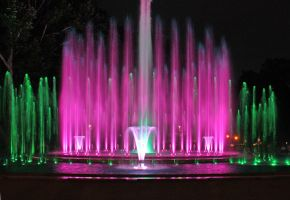 Fountain Magic 1 by AgiVega