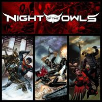 Night of the Owls by REDSkill3t