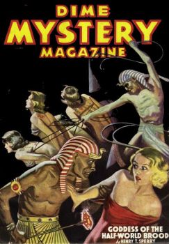 dime mystery magazine by peterpulp