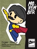 Meet Super Stache! by Thiefoworld