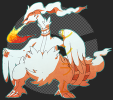reshiram by nastyjungle