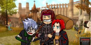 GW: The defenders of Ascalon by The-Knightwalker