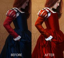 Color Adjmnt Before and After by kaber13