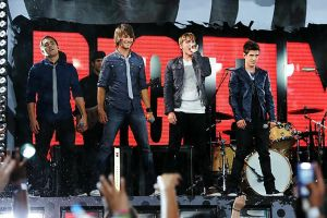 Odd Faces of Big Time Rush by chubbell