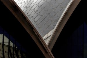 Opera House, Sydney by CouchyCreature